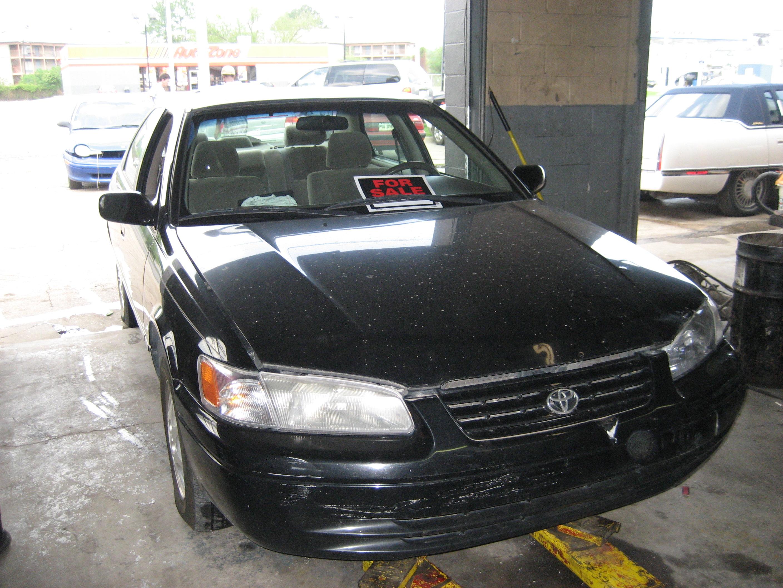 Sold 1998 Black Toyota Camry 3500 171 Batonrougeusedcars S